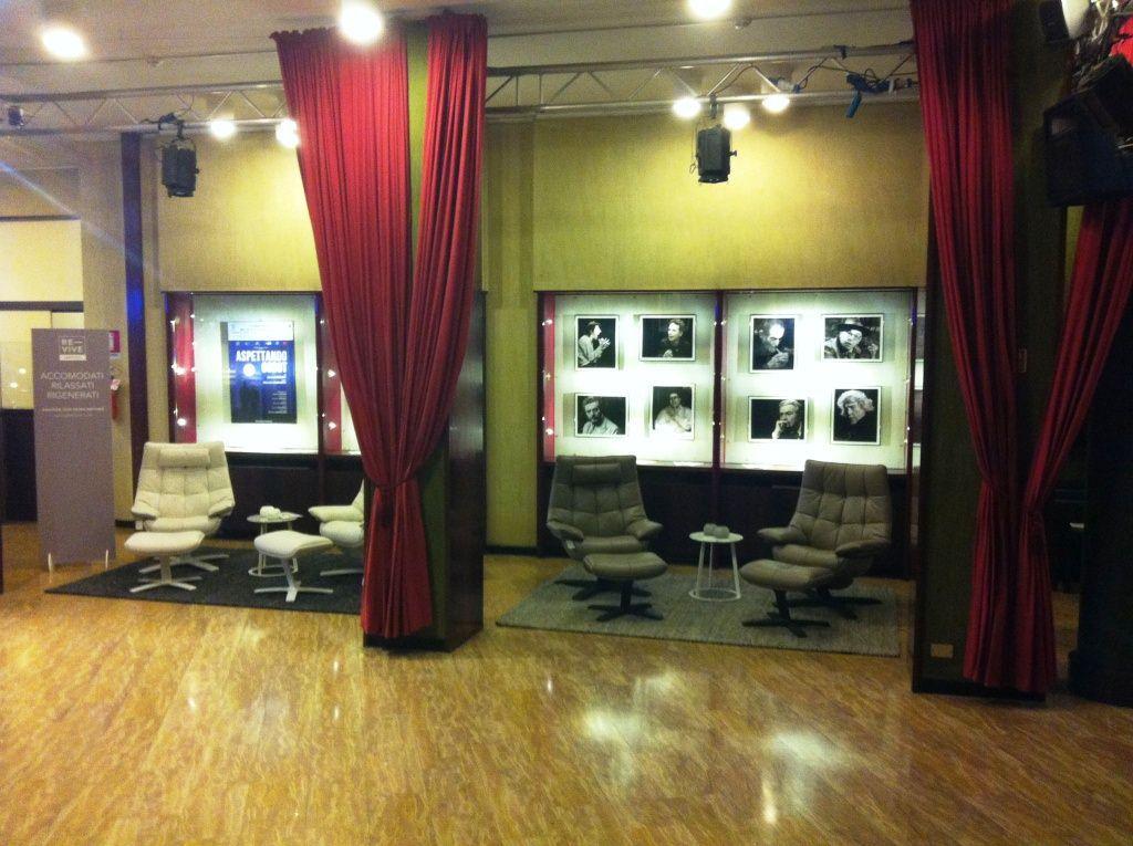 natuzzi, re-vive, миланский театр, натуцци, ревайв, релакс, отдых, элитная итальянская мебель