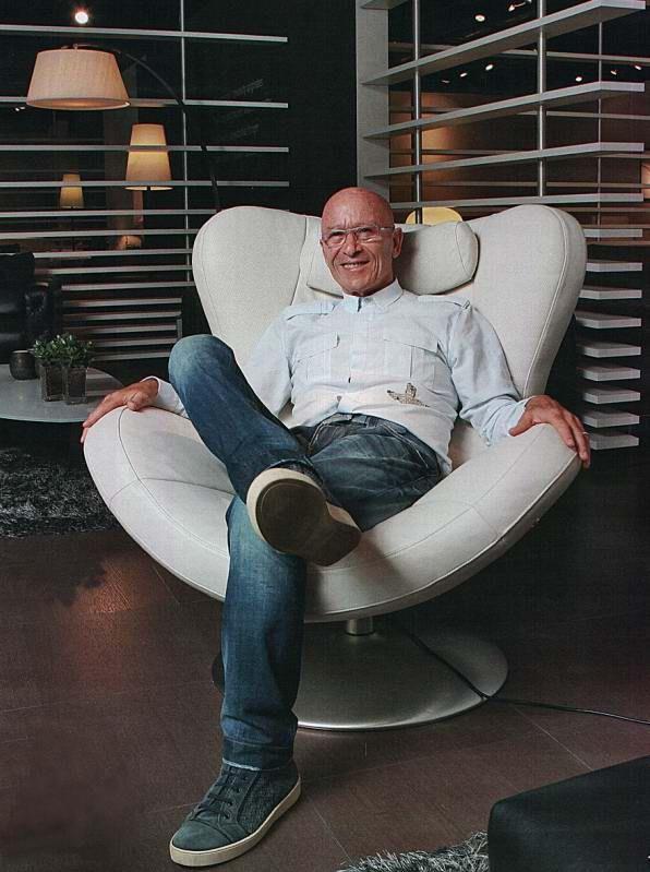 Natuzzi Паскуале Натуцци мебель интерьер бизнес дизайн