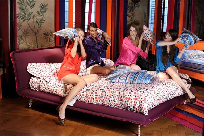 кровати, Natuzzi, Vogue, мягкая мебель, bed, натуцци, дизайн