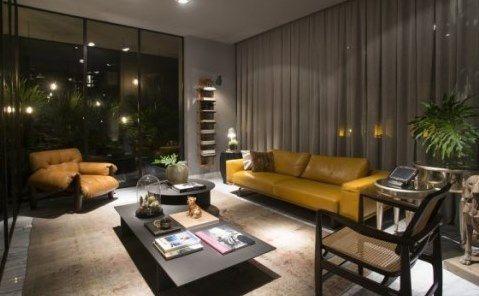 Natuzzi, мебель, натуцци, элитная итальянская мебель, интерьер, дизайн, выставка Casa Cor, Бразилия